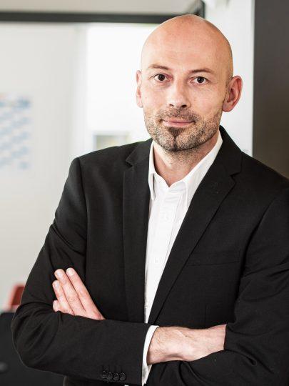 Bernd Schneider Portrait