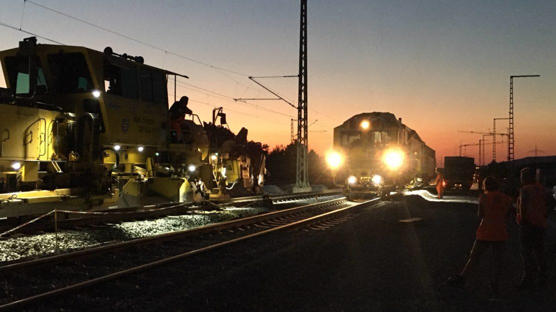 DB Netze – Aus- und Neubaustrecke Nürnberg – Berlin (VDE 8.1)