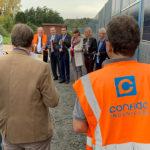 Pilotprojekt: A3 Lärmschutz mit integrierter Photovoltaikanlage zur Energiegewinnung in der Region.
